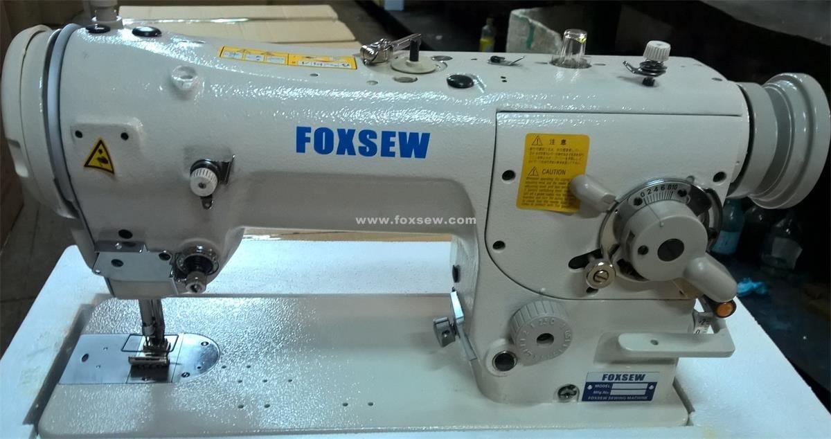Industrial Zigzag Stitching Sewing Machine