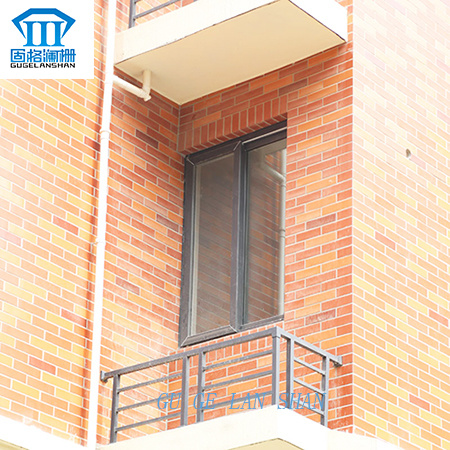 High Quality Zinc Steel Air-Conditioner Fence 008