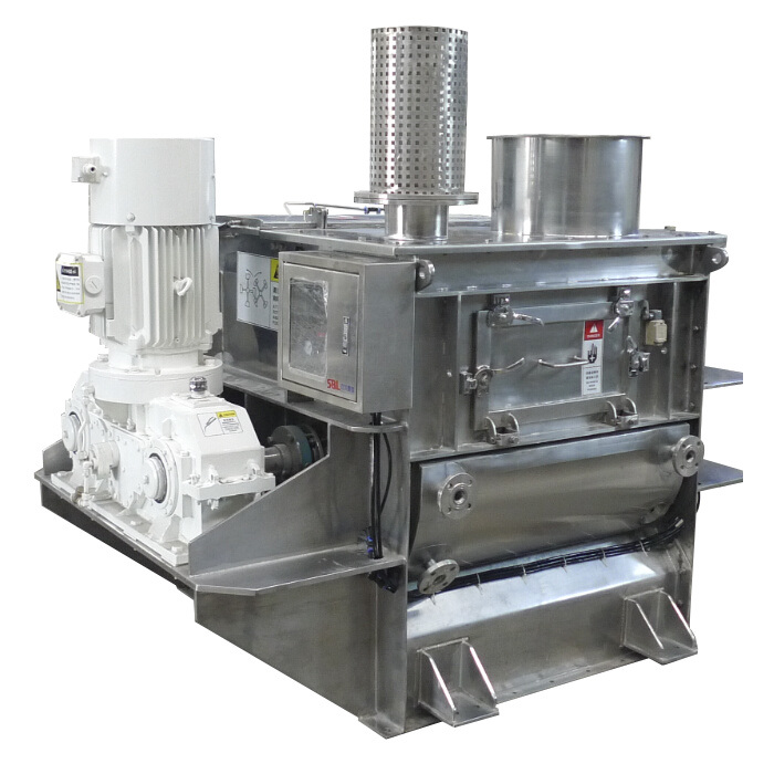 Horizontal Paddle Powder Mixer