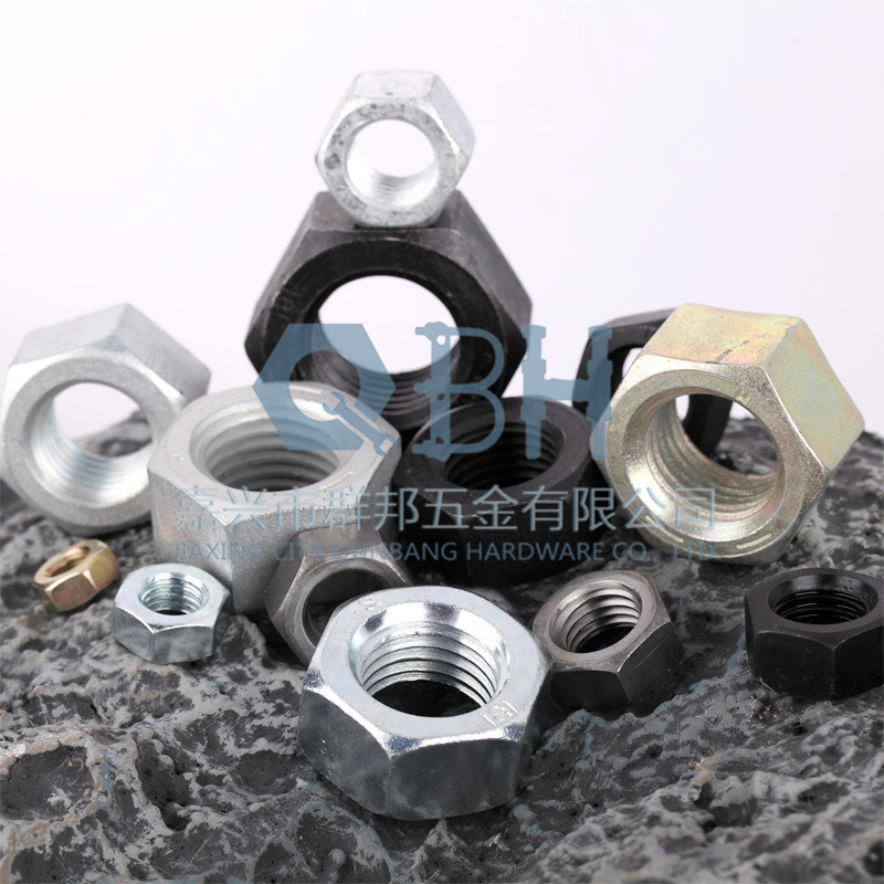 High Quality Hex Nuts (Cl. 6/8/10 Cl. 6/8/10 DIN934)