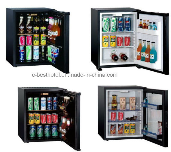 Mini Single Door Refrigerator Hotel Mini Bar Fridge Refrigerator