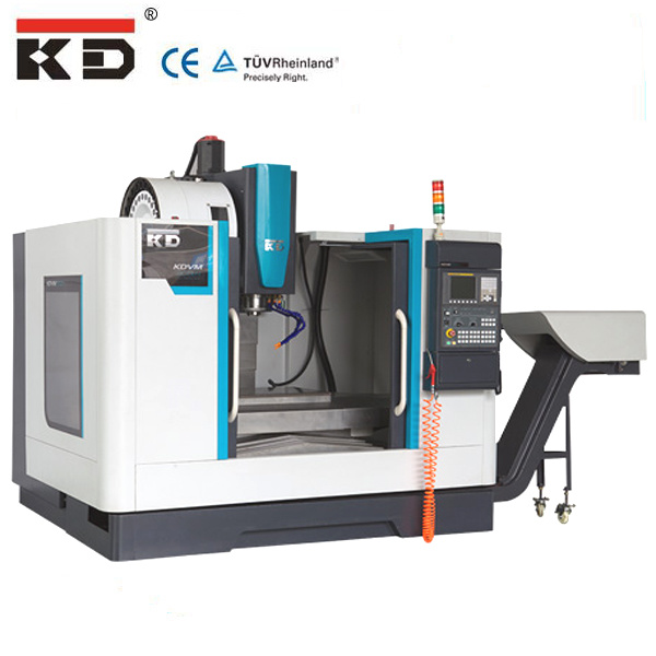 Hot Sales 3-Axis Precision Vertical CNC Milling Machine Kdvm800L