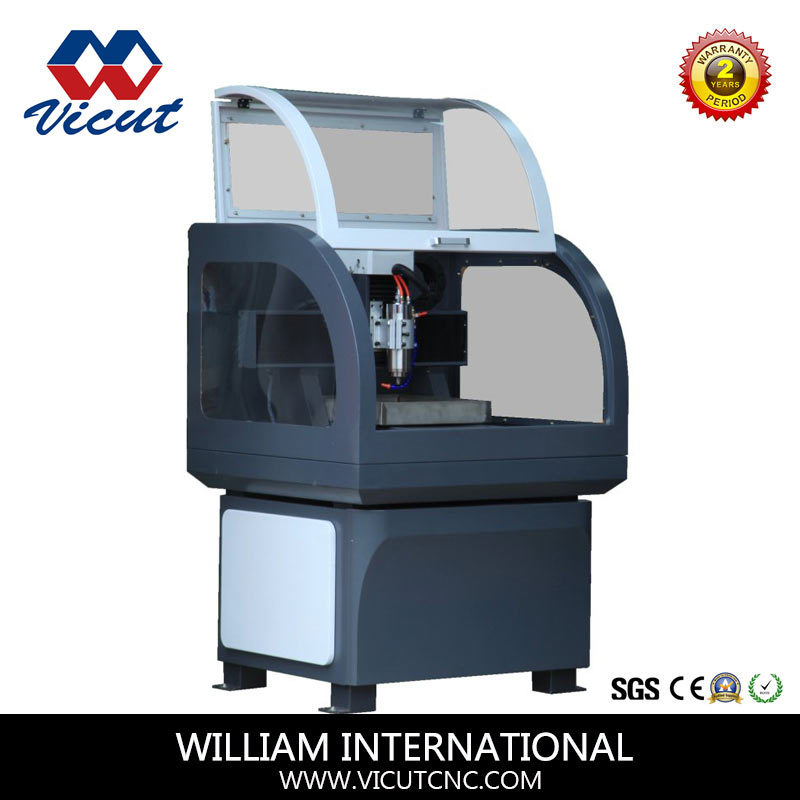 CNC Cutting Machine Mini CNC Desktop Engraving Machine (VCT-6030C)
