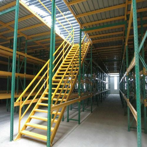 Steel Structure Garret Heavy Duty Storage Rack