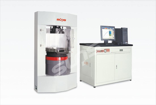 Servo Hydraulic Compression Testing Machine