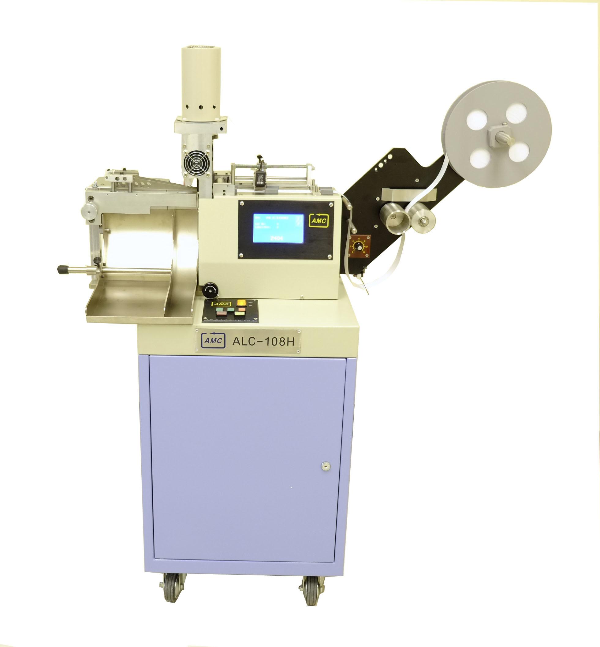 Stacker High Speed Ultrasonic Label Cutter Machine (ALC-108HS)