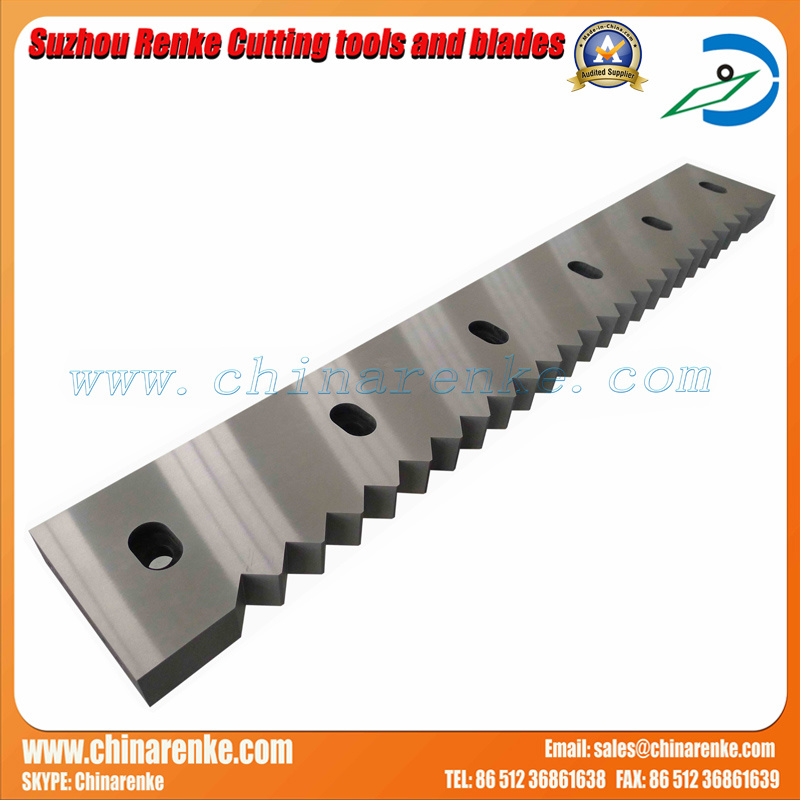 Steel Cutting Metal Blade for Shearing Machine