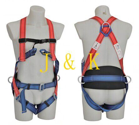 Full Body Harness with Waist Belt (JE1059B)