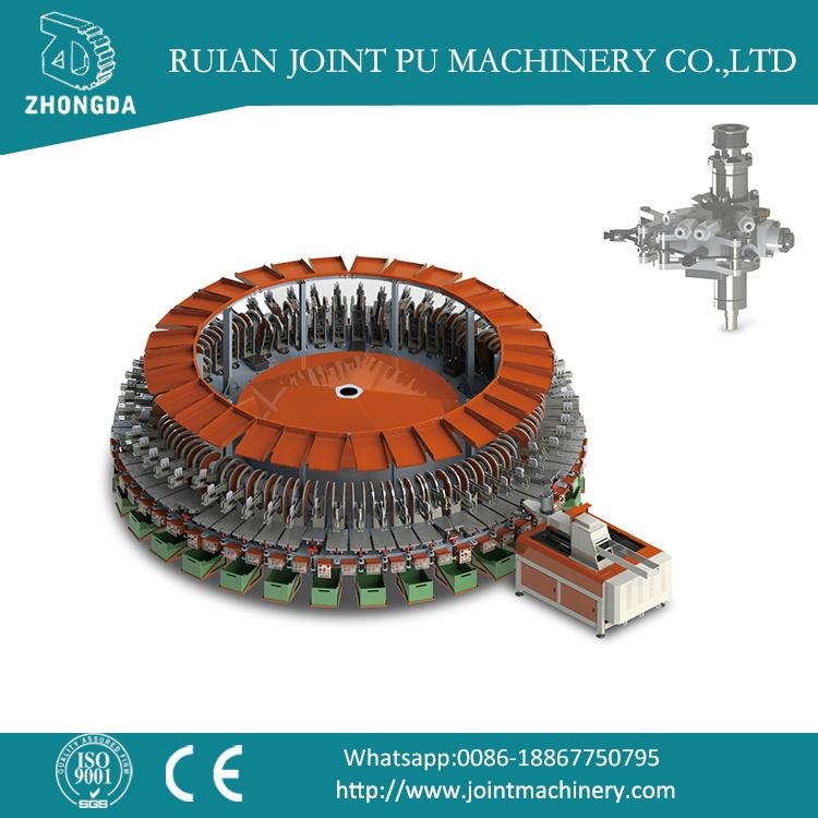 Full-Automatic PU Foaming Machinery