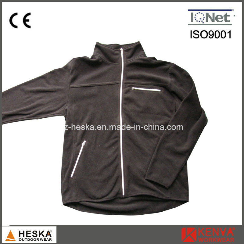 Hot Selling Mens Casual Outdoor Garments Polar Fleece Jacket