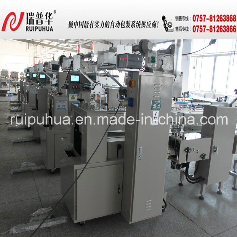 Cake/Cookies/Bread Automatic Package and Packing Machine