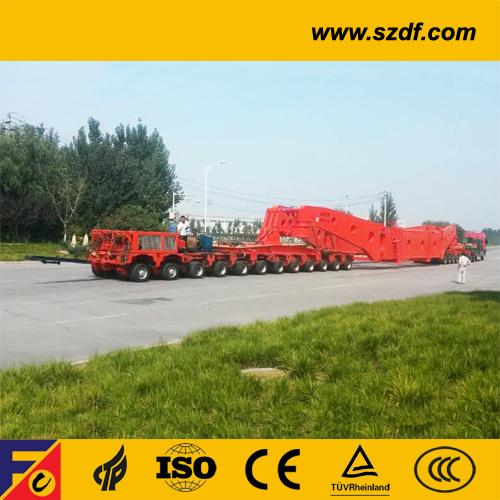 Auxillary Drive Hydraulic Modular Transporter /Auxillary Drive Hydraulic Modular Trailer/Girder Bridge