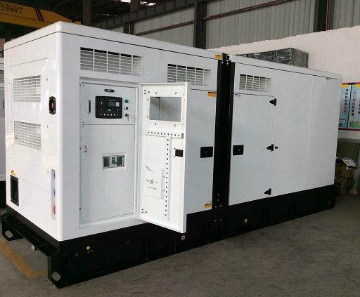 320kVA 256kw Cummins Silent Diesel Generator Standby 350kVA 280kw