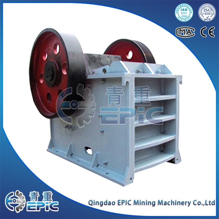 High Performance Stone Jaw Crusher with 50-800ton/Hour