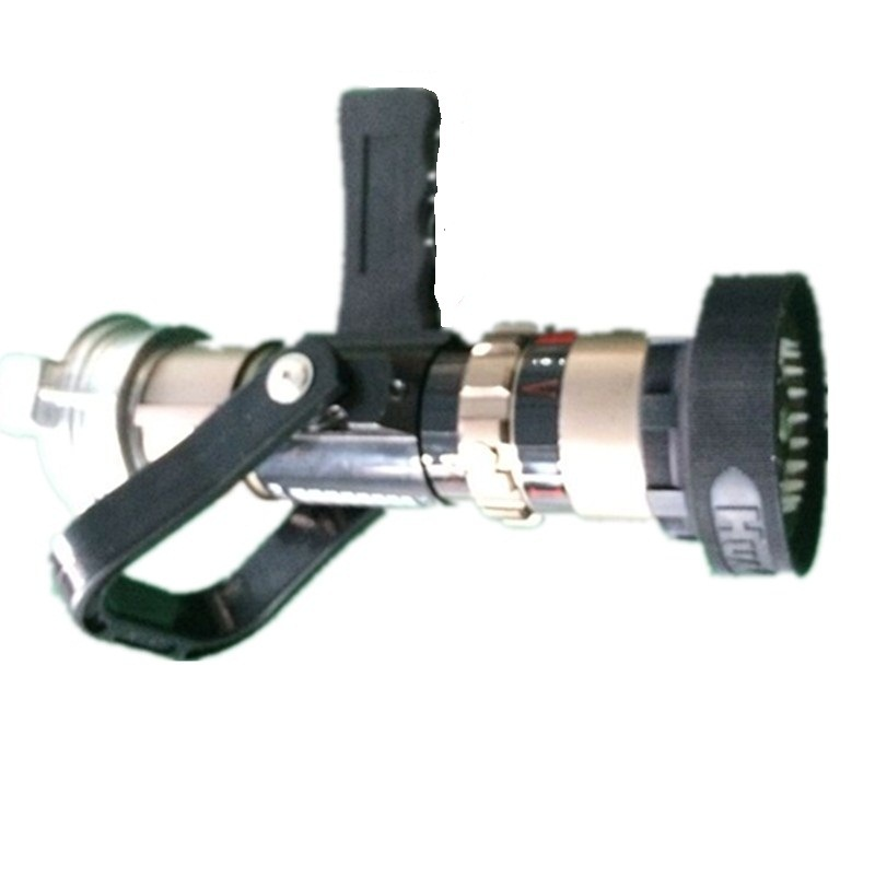 Fire Hose Fog Nozzle with GOST Coupling
