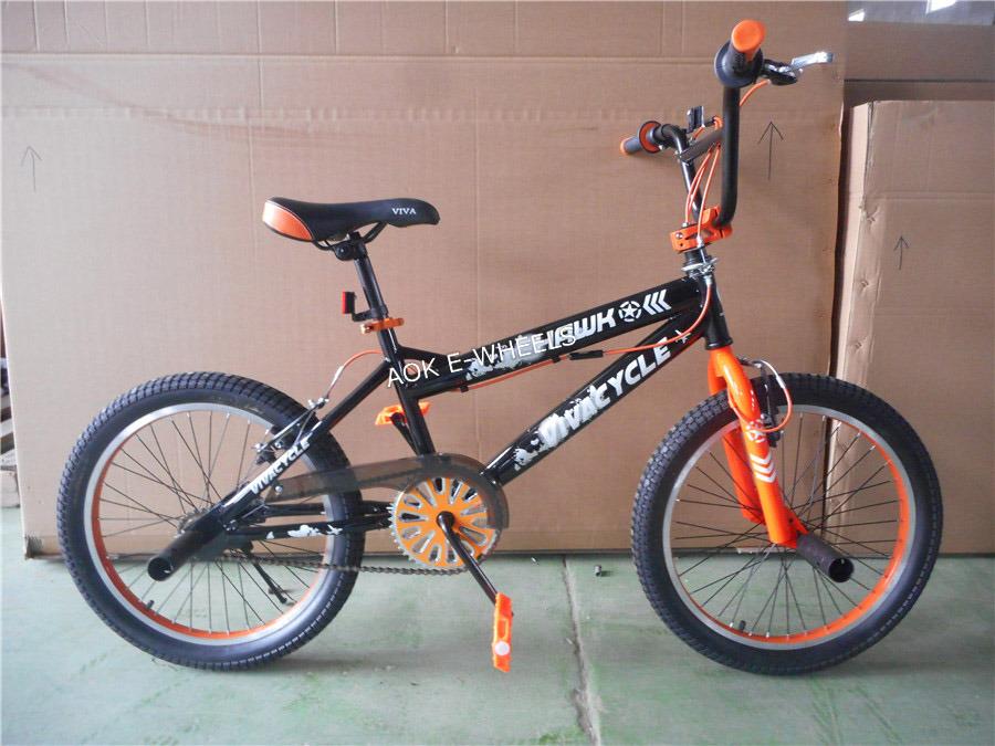 "Fabulous 20"" Spoke Mini Freestyle BMX Bike (AOK-BMX015)"