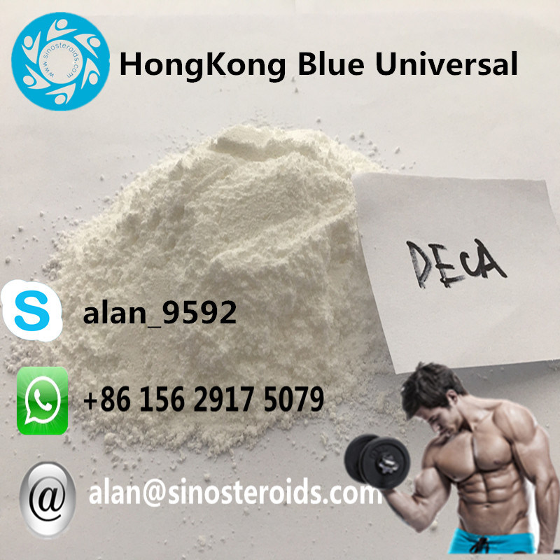 Safety White Crystalline Powder Nandrolone Decanoate / Deca Durabolin