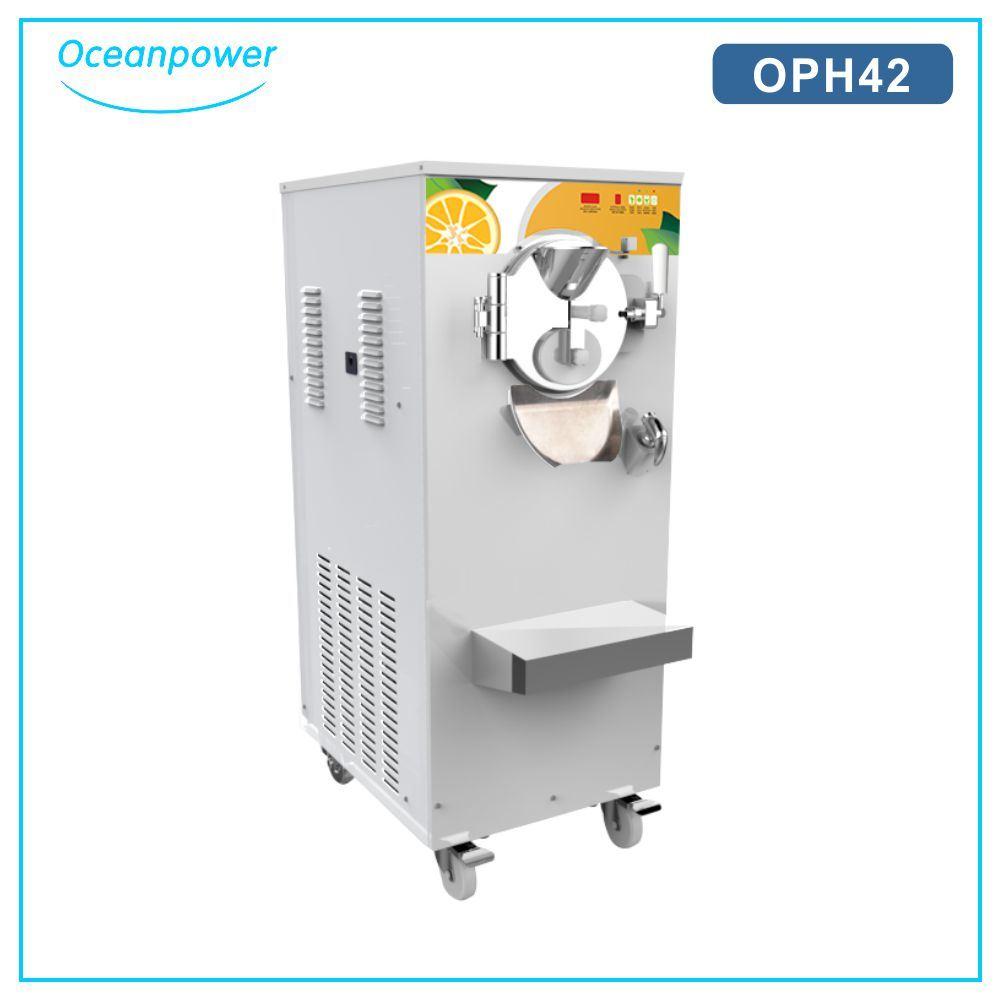 Gelato Ice Cream Making Machine (Oceanpower OPH42)