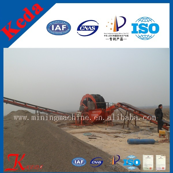 Sand Processing Equipment Sand Washing Machine