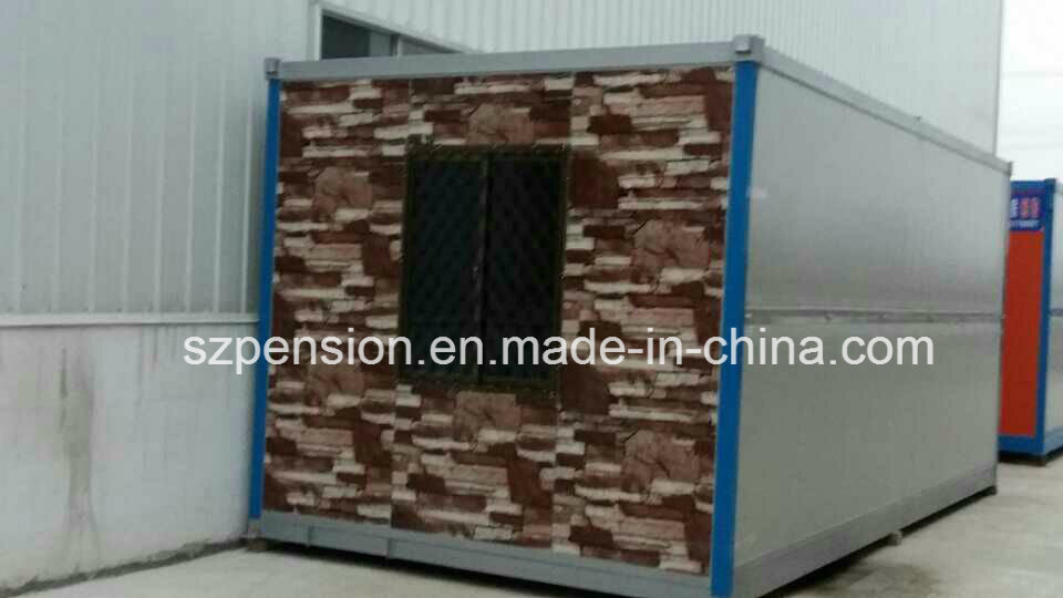 Big Sale New -Type Folding Mobile Prefabricated/Prefab Container House for Warehouse