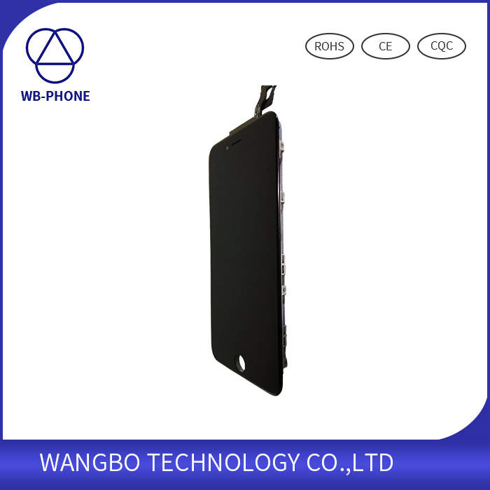 Black/White Wholesale LCD for iPhone 6s Touch Screen