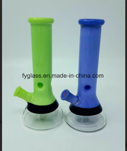 2017 New Color Glass Water Pipe Smoking Pipe for Smoking Set