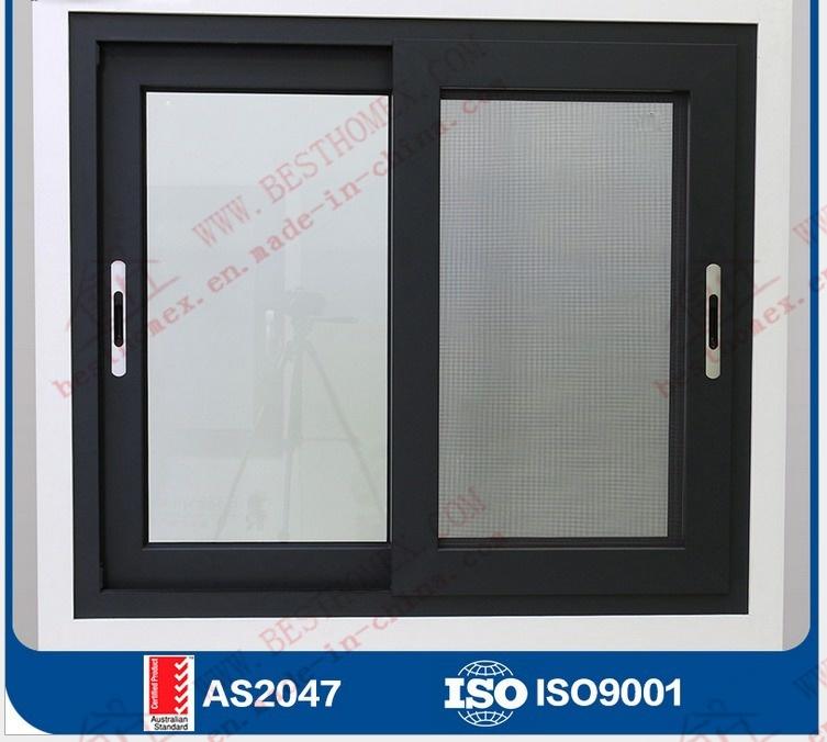 Modern Standard Aluminum Sliding Window (BHA-SW21)