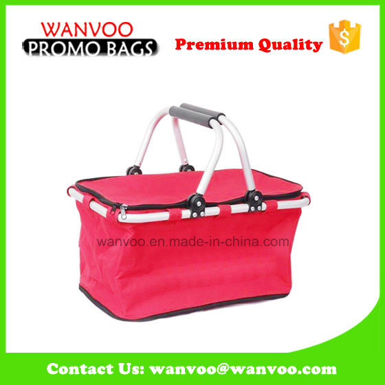 Hot Sales Aluminum Insulated Picnic Basket Isothermic Bag