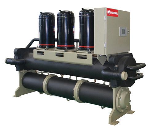 Environment Friendly Modular Scroll Water Source Heat Pump