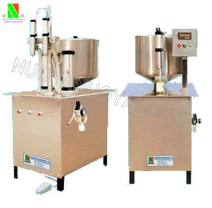 Dg Semi-Automatic Paste Filling Machine