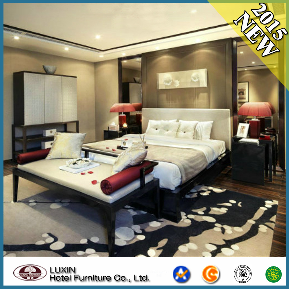 China factory outlet hotel bedroom furniture in hotel for Hotel furniture