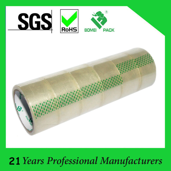 Factory Manufactured No Bubble BOPP Adhesive Packing Tape