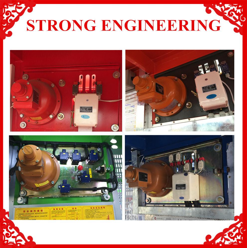 Sribs Safety Devices Saj40 Hoist Part Sribs