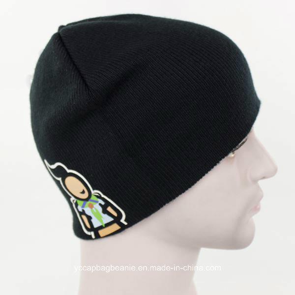 Winter Custom Crochet Knitted Cap