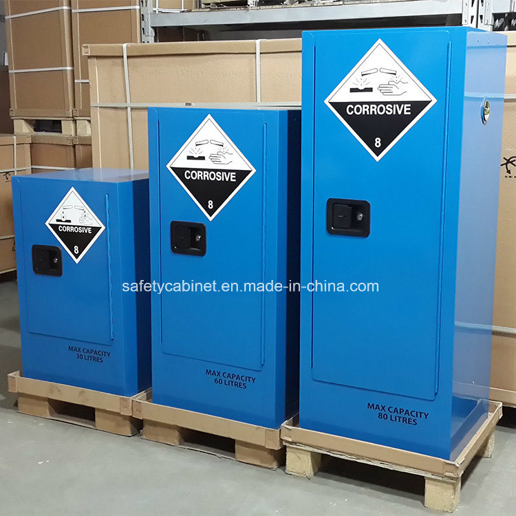 Westco 30L Metal Safety Storage Cabinet for Acids and Corrosives