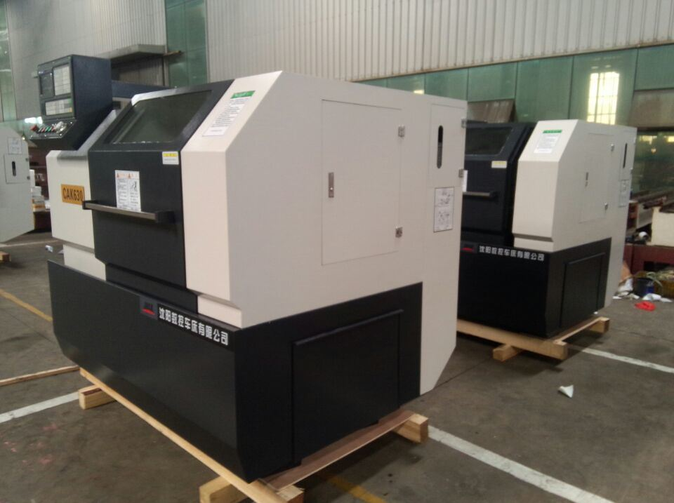 Jdsk CNC Lathe Cak630 Linear Guideway CNC Lathe