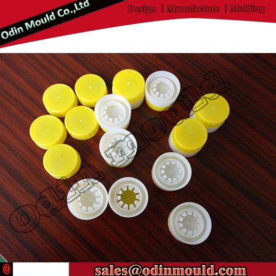 Oil Bottle Stopper Plastic Spout Cap Mold Manufacturer