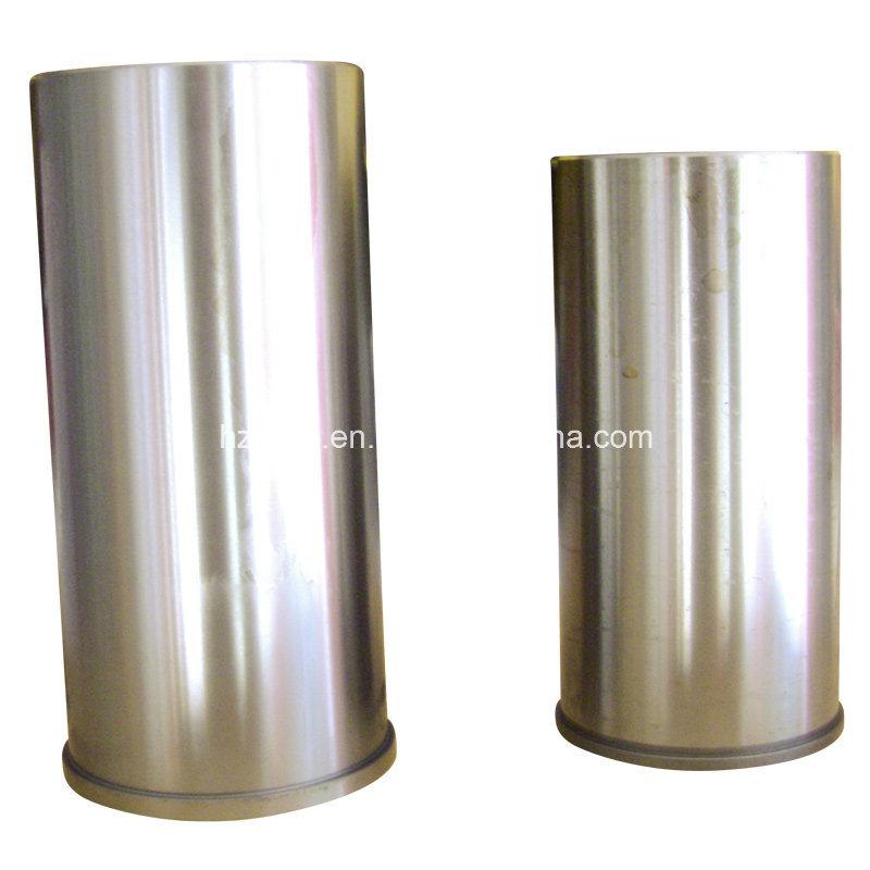 65.01201-0051 Cylinder Liner De12ti OEM Doosan Engine Auto Spare Parts