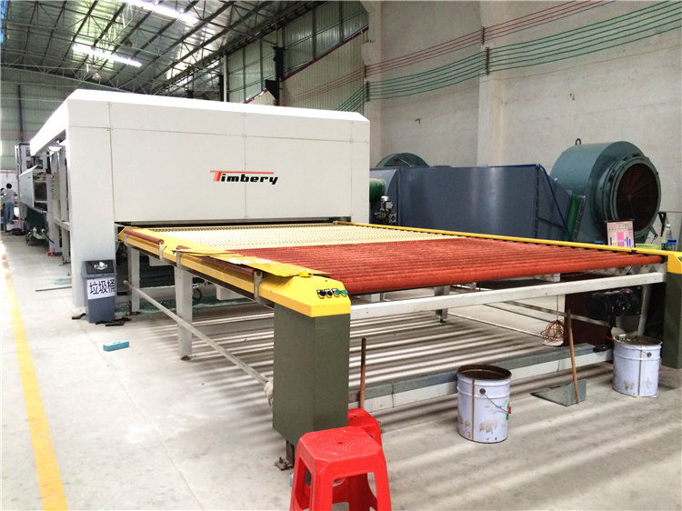 600X2000 Mini Glass Tempering Furnace