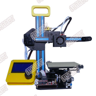 Latest Education Personality DIY Unassembled Mini 3D Printer