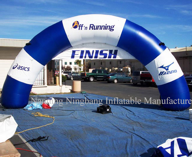 Inflatable Finished Arch for Promotion