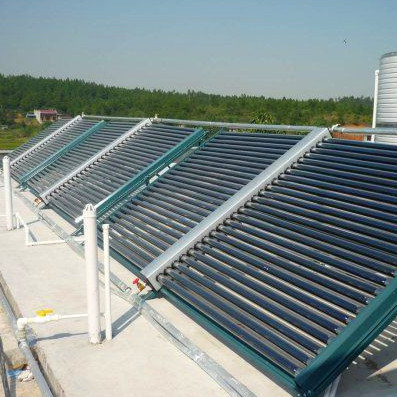 Solar Thermal Collectors Evacuated Tube
