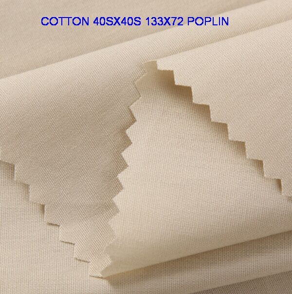 Uniform Garment Fabric Made of 100%Cotton, Polyester Cotton Blended