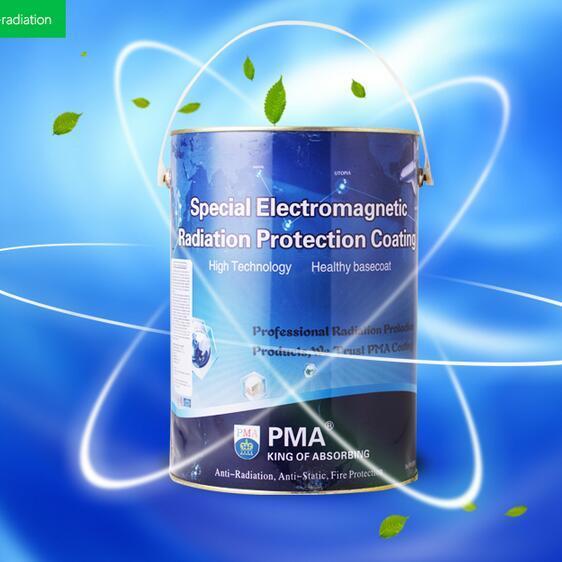 2017 Pma Black Absorbing Radiation Formaldehyde-Free Undercoat