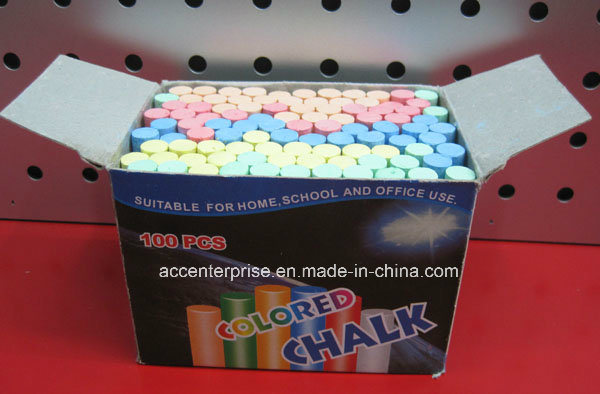 Non-Toxic, Dustlesswhite and Color Chalk