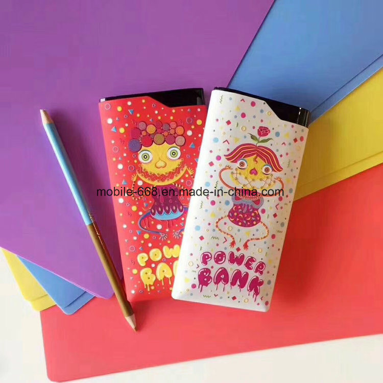 Joy&Touch Cartoon External Battery Portable Mobile Phones Charger 10000mAh Power Bank