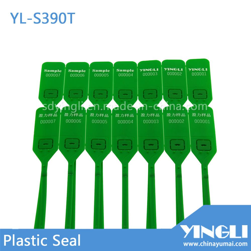High Security Metal Lock Plastic Seal