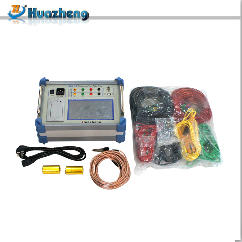 Huazheng Electric Automatic Three Phase Transformer Turn Ratio Meter