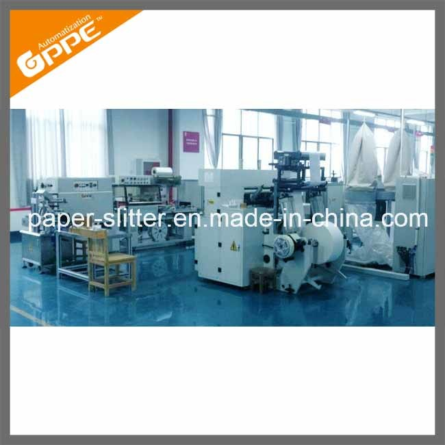 Wholesale Thermal Roll Slitter Packaging Line