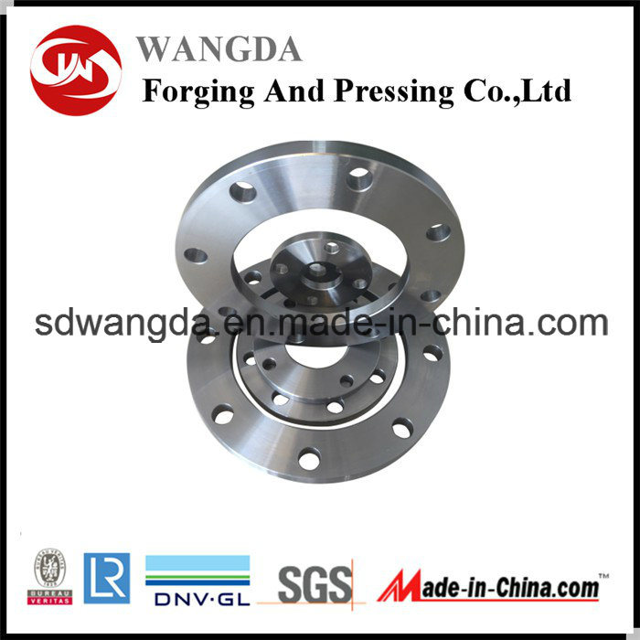 DIN Forged Carbon Steel Flanges